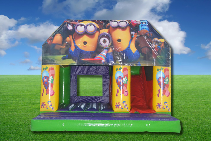 Galway Bouncy Castles Minions