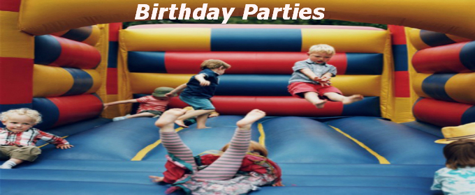 Galway Bouncy Castles Birthday Parties