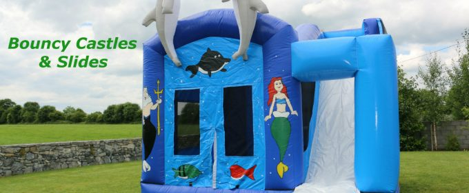 Galway Bouncy Castles Dolphin