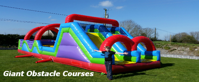 Obstacle Courses in Galway